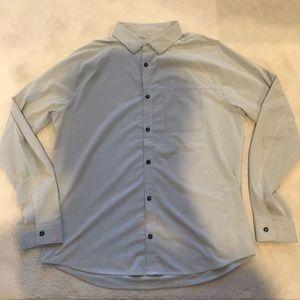 Lululemon Button Down Shirt size XL
